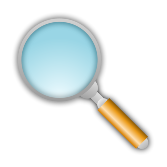 Magnifying Glass Clipart Free.