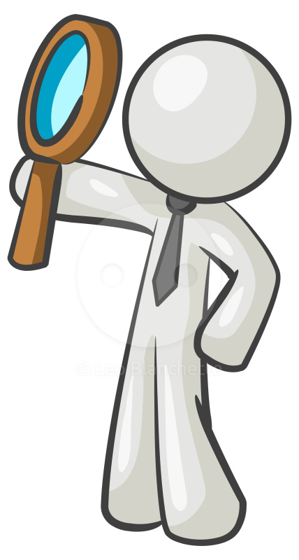 Cartoon magnifying glass clipart clipart kid.