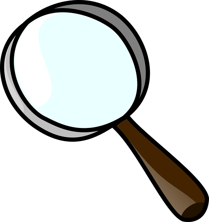 Free vector graphic: Magnifier, Convex, Tool, Magnifying.