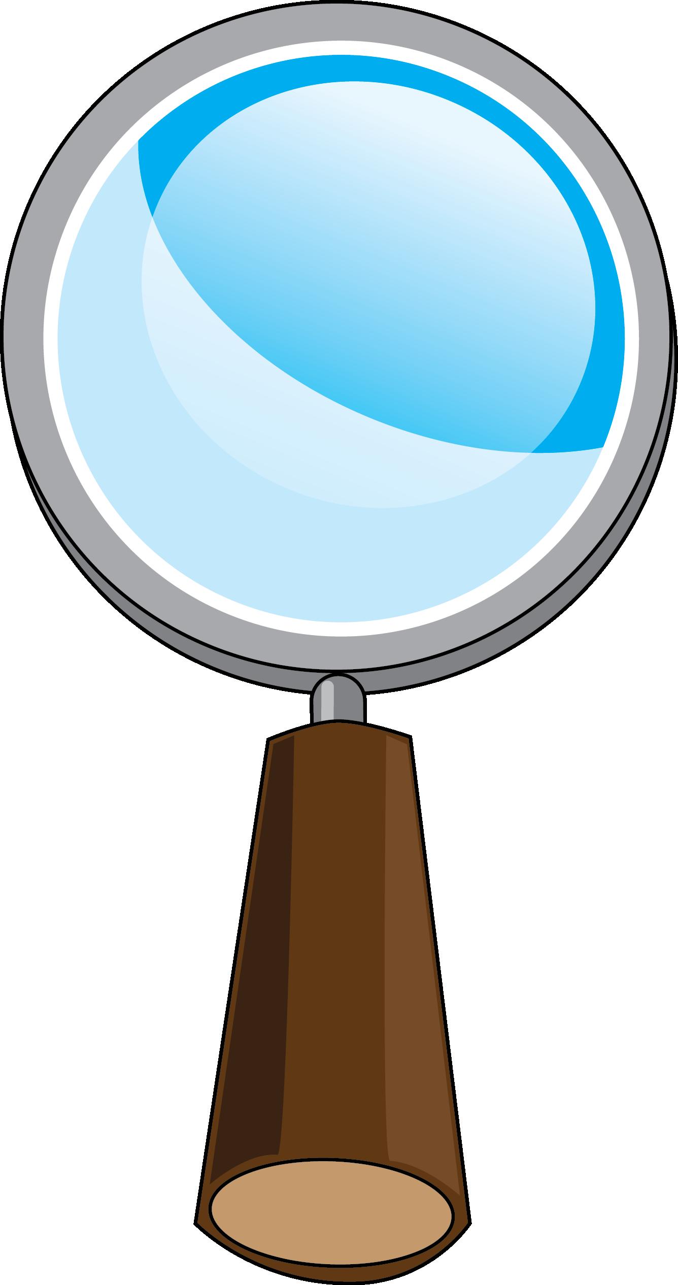 Magnifying glass magnifier glass clip art at vector clip art.