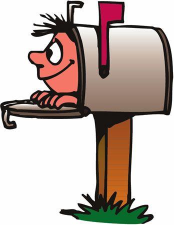 Mailbox Clip Art.