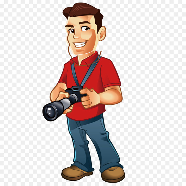 Photographer Photography Cartoon Clip art.