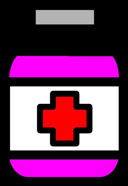 Cartoon Medical Cliparts.