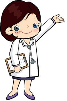 Awesome doctor cartoons clipart.