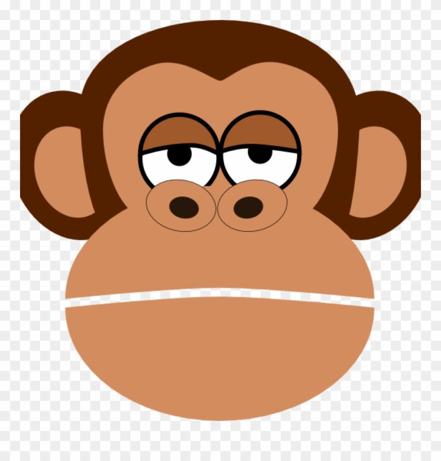 Monkey Face Clipart Monkey Cartoon Face Clip Art At.