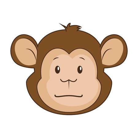 9,253 Monkey Face Stock Illustrations, Cliparts And Royalty Free.