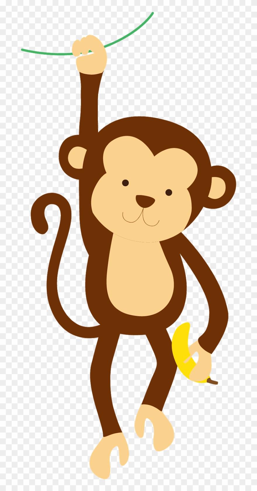 Chimpanzee Cartoon Clip Art.