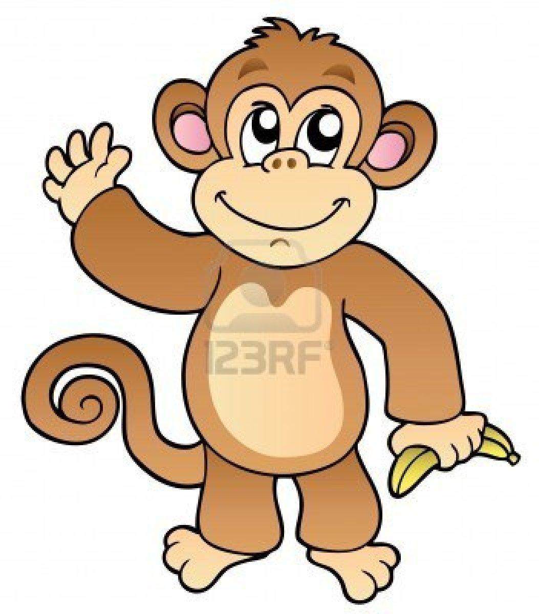Monkey Picture Cartoon.