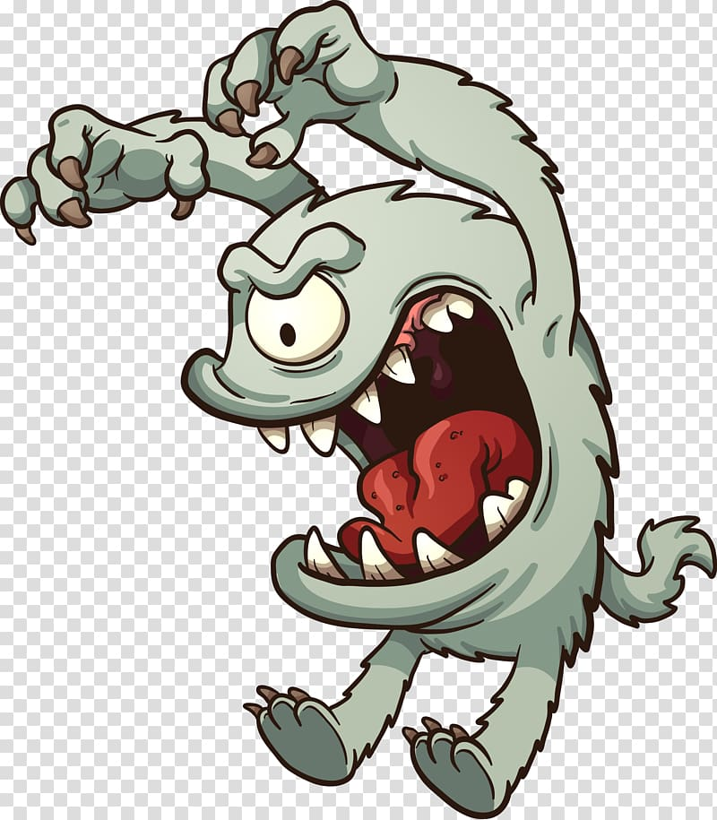 Monster , Cartoon Monster , monster inc transparent background PNG.
