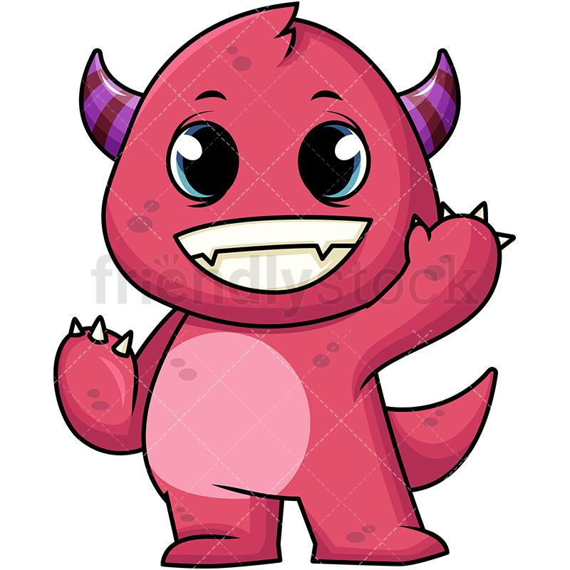 Friendly Monster.