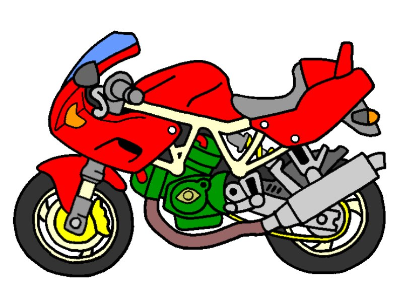 Free Motorcycle Cartoon Images, Download Free Clip Art, Free.