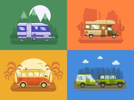 10,504 Camper Stock Vector Illustration And Royalty Free Camper Clipart.