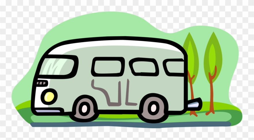 Rv Svg Cartoon.