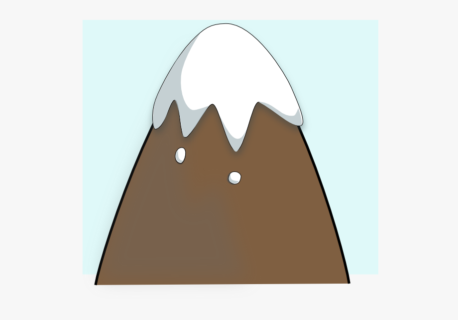 Brown Mountain Clipart , Transparent Cartoon, Free Cliparts.