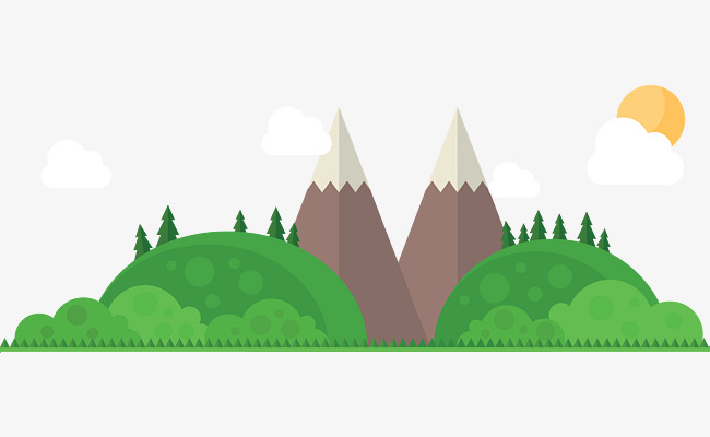 Cartoon Mountain Png & Free Cartoon Mountain.png Transparent Images.
