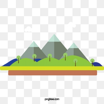 Cartoon Mountains Png, Vector, PSD, and Clipart With Transparent.