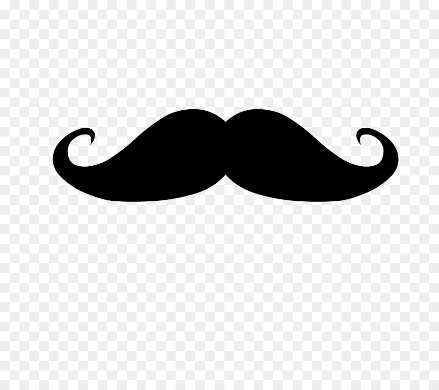 Mustache Cartoon png download.