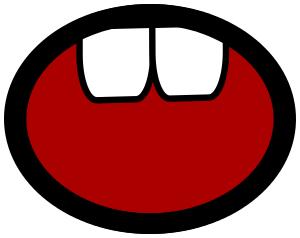 cartoon mouth 22.