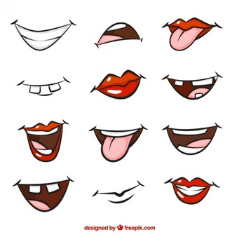 Mouth Vectors, Photos and PSD files.