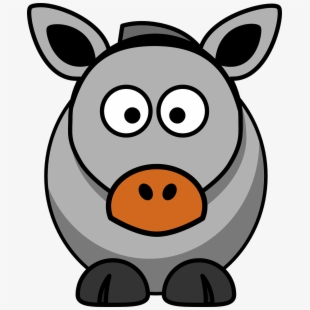 Free Donkey Clipart Cliparts, Silhouettes, Cartoons Free.