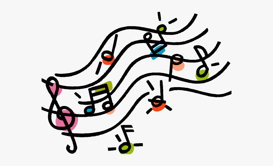 Music Notes Clipart Gospel Music.