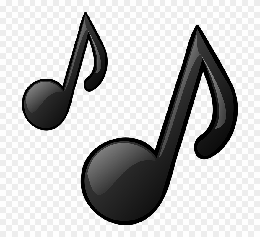 Song Clipart Music Note.