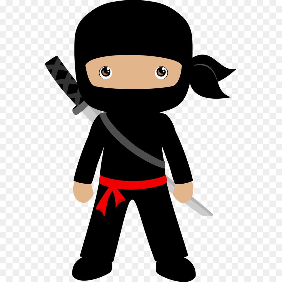 Ninja Cartoon png download.