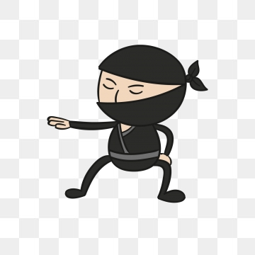 Ninja Png, Vector, PSD, and Clipart With Transparent Background for.