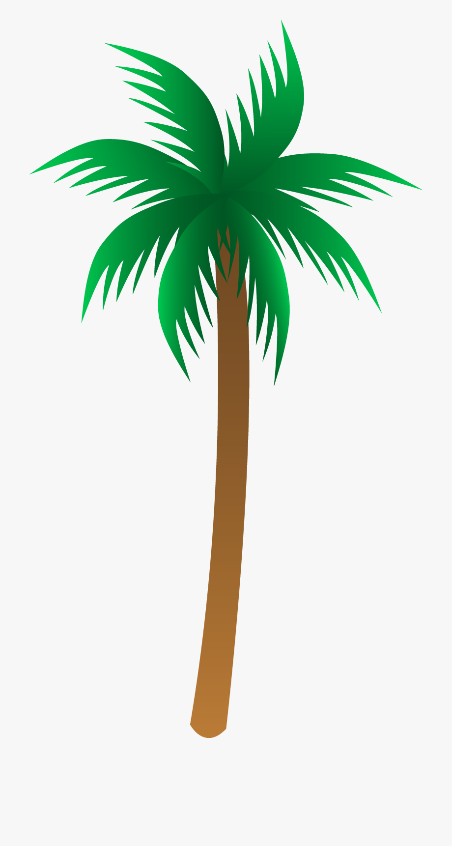 Vector Palm Tree Clip Art Palm Trees Clipart Mylocalguide.