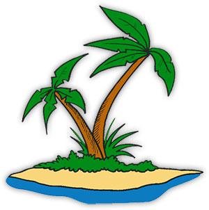 Free Animated Palm Trees.