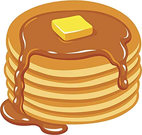 Amazon.com: Yummy Delicious Stack Of Breakfast Pancakes.