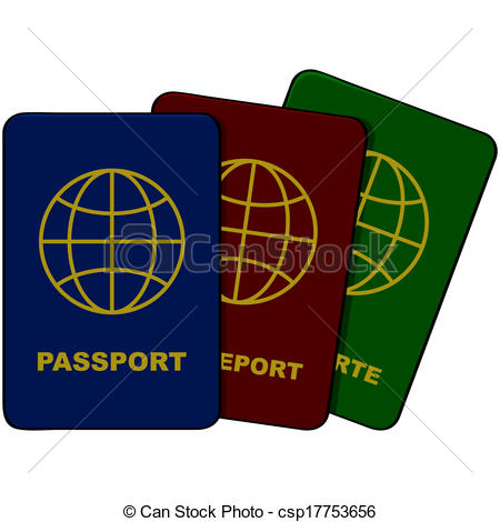 Passports Clipart and Stock Illustrations. 14,246 Passports vector.
