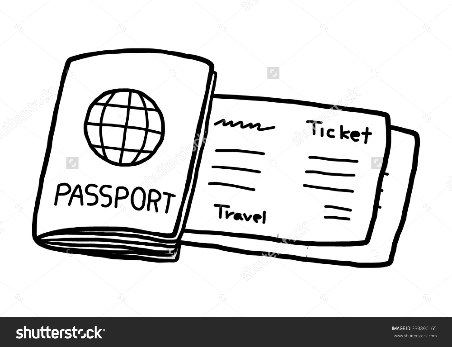 Showing post & media for Cartoon passport united states.