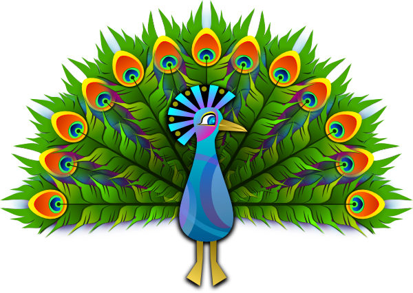 Free Cartoon Peacock Pictures, Download Free Clip Art, Free.