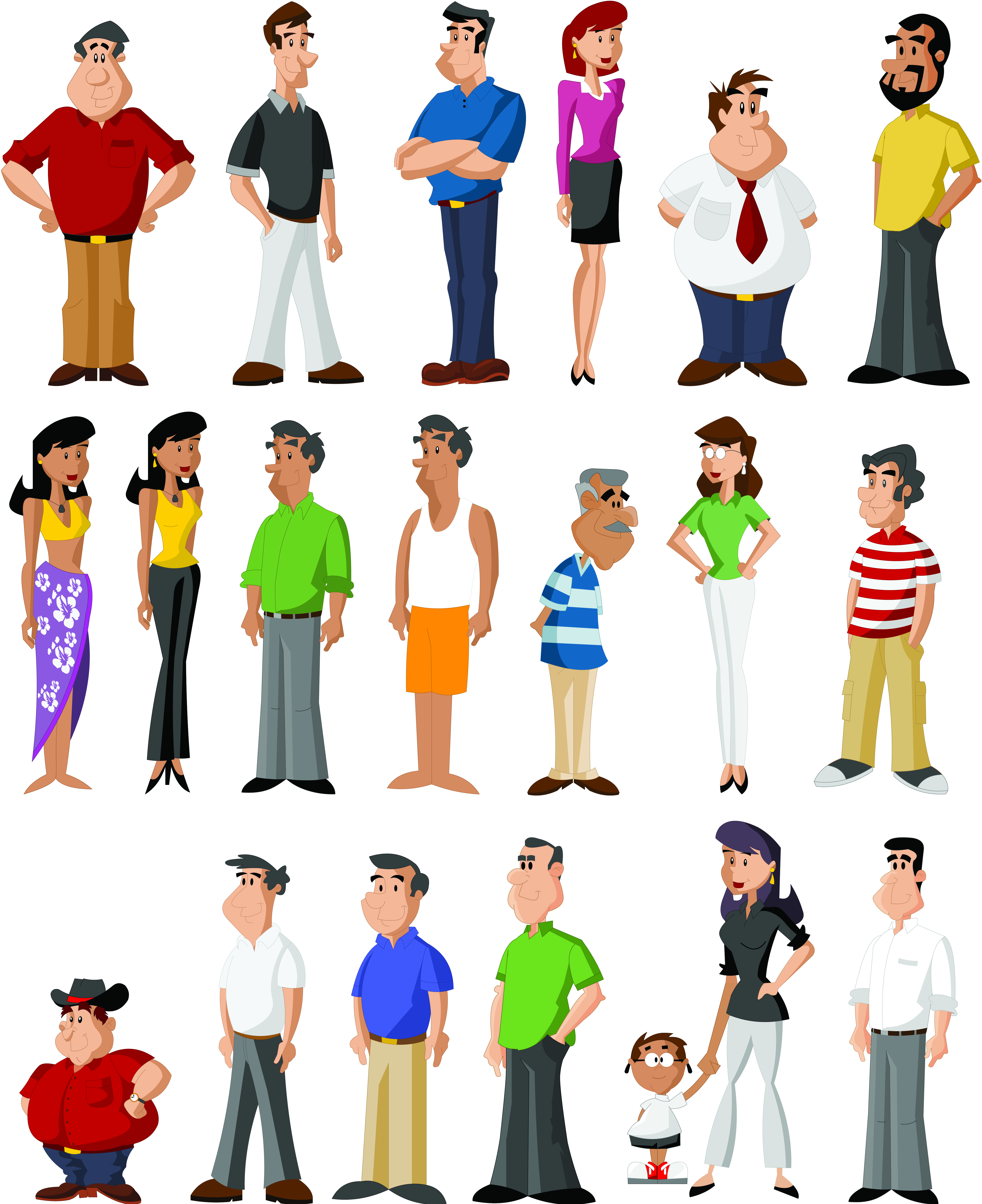 Free Photos Of Cartoon People, Download Free Clip Art, Free Clip Art.
