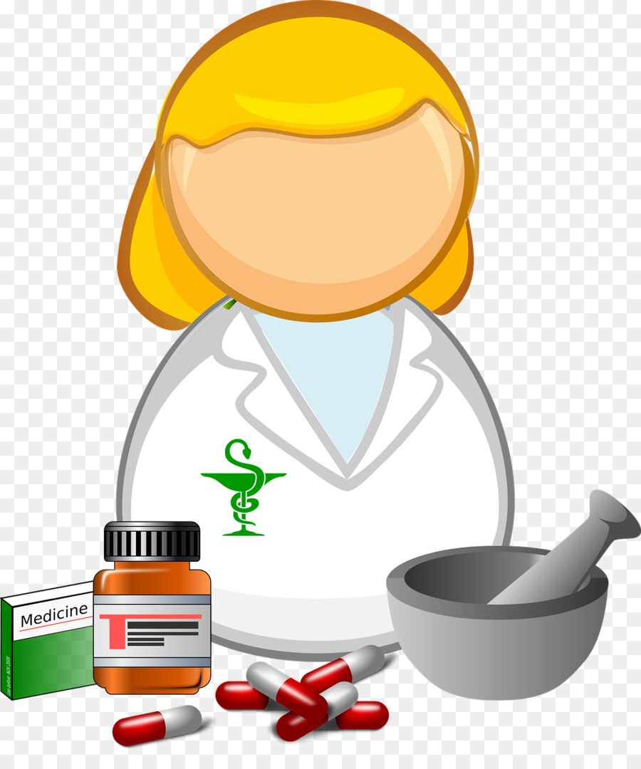 Pharmacist Cartoon png download.