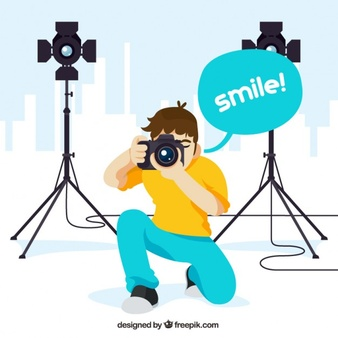 Photographer Vectors, Photos and PSD files.