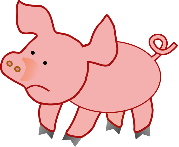 Pig Cartoons Images.