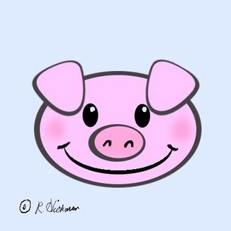 Free Cartoon Pig Face, Download Free Clip Art, Free Clip Art.