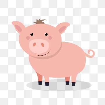 Pig Cartoon Png, Vector, PSD, and Clipart With Transparent.