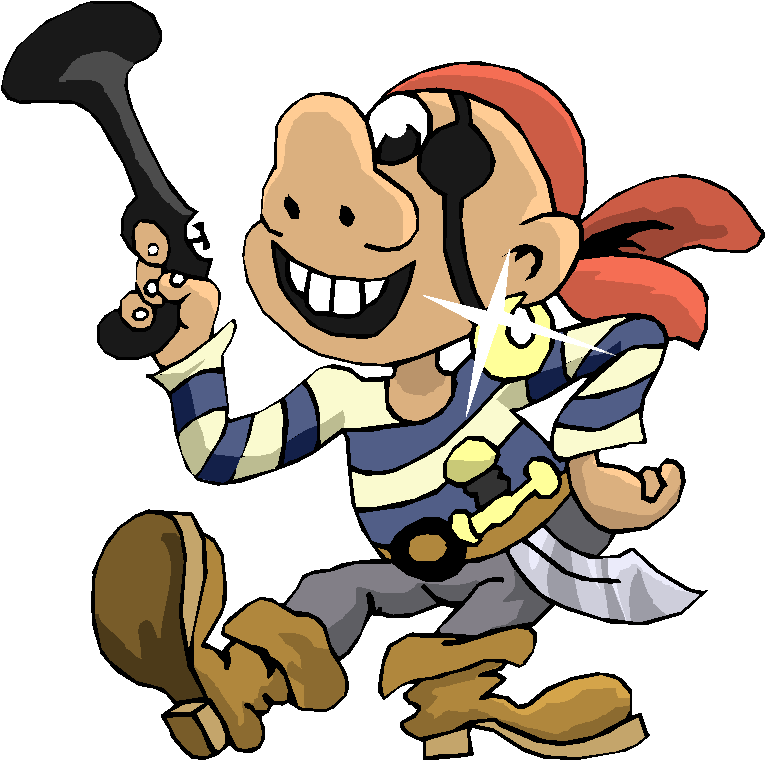 Free Cartoon Pirate Cliparts, Download Free Clip Art, Free.