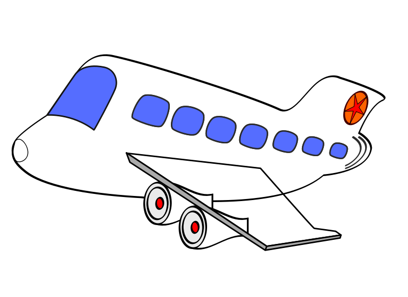 Free Airplane Cartoon Png, Download Free Clip Art, Free Clip Art on.