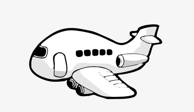 Cartoon plane clipart 4 » Clipart Portal.