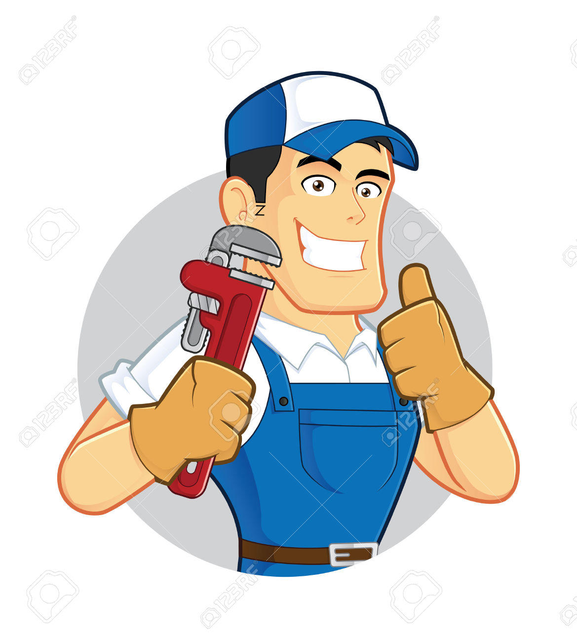 24,002 Plumber Stock Vector Illustration And Royalty Free Plumber.
