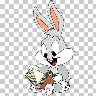 Bugs Bunny Porky Pig Daffy Duck Cartoon PNG, Clipart, Area, Art.