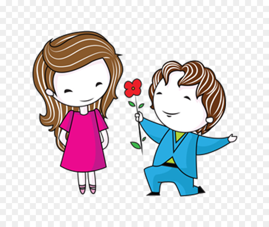 Download Free png Bible Love couple Drawing Marriage Cartoon couple.