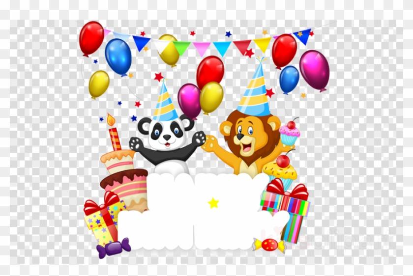 Download Happy Birthday Cake Cartoon Png Clipart Birthday.