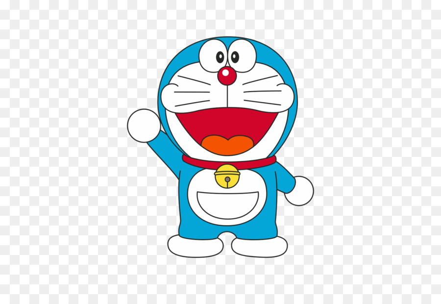 Cartoon Drawing Character Doraemon.