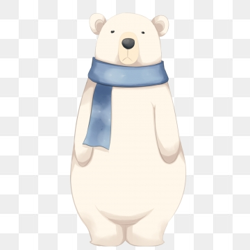 Polar Bear Png, Vector, PSD, and Clipart With Transparent Background.