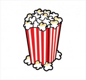 Popcorn Cartoon Images.